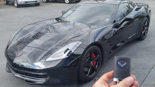 Chevrolet Corvette C7 Stingray 2014 Videos