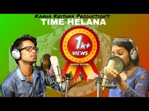 TIME HELANA STUDIO VERSION || Kanha Krishna  Production || New Sambalpuri Song || Jitendra  & Manbi