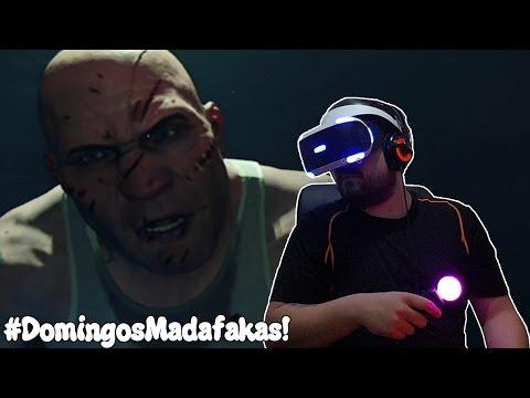 PROBANDO LA REALIDAD VIRTUAL! #DomingosMadafakas Cap.8!