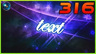 TOP 10 Intro Templates #316 Sony Vegas Pro + Free Download