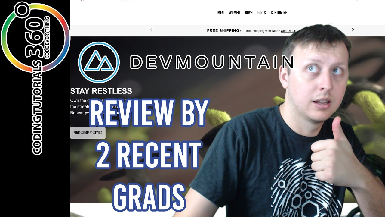 DevMountain Coding Bootcamp Review by 2 Recent Grads | Ask a Dev