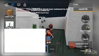 First video!! 😲🦖 | I WAS MURDERER!!! 😲😲 | ROBLOX MURDER MYSTERY GAME PLAY | episode 1 💥💥