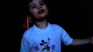 Ребёнку 4 года,стих собственного сочинения=)