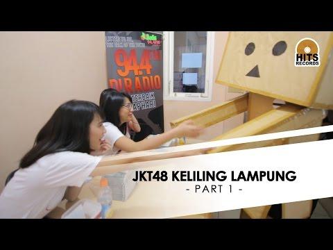 JKT48 Keliling Pareo adalah Emerald ke Lampung Part 1