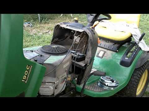riding mower engine wont turn   dodge reviews