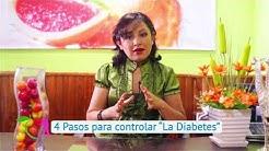 hqdefault - 4 Pasos Para Controlar La Diabetes