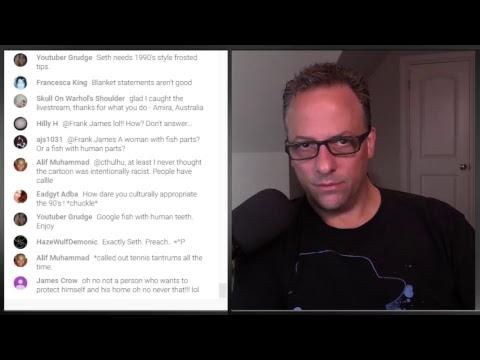 Seth Andrews Livestream 9-13-18
