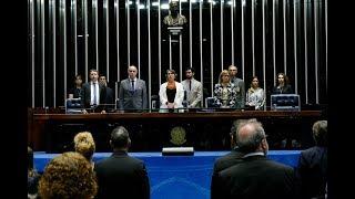 Congresso - Sessão Solene - TV Senado ao vivo - 15/12/2017 thumbnail