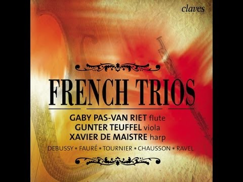 Classical Music / Xavier de Maistre - Gabriel Fauré: Fantasy in C Major for Flute & Harp, Op. 79