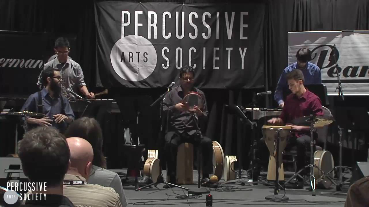 VIDEOS | Yousif Sheronick I World Percussion I Frame Drums