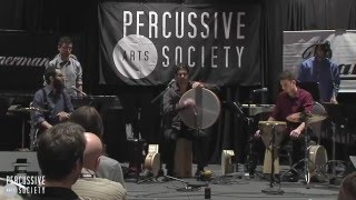 Concerto for World Percussion Ensemble - Part 2- by Yousif Sheronick