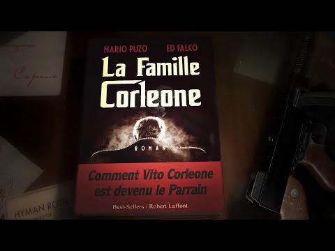 La Famille Corleone  Mario Puzo et Ed Falco