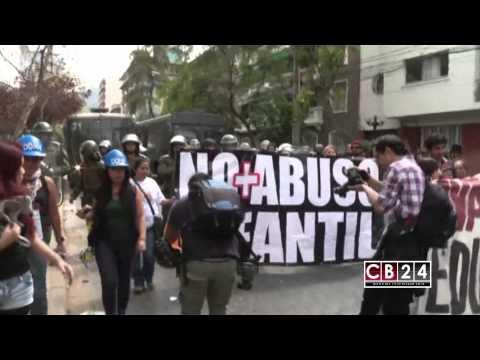 PROTESTAS ESTUDIANTES CHILE de YouTube · Duración:  32 segundos
