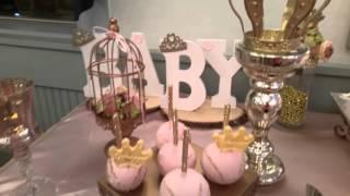 Royal Princess Baby Shower!