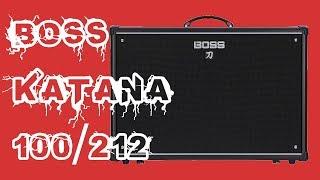 Boss Katana-100/212 First Impression