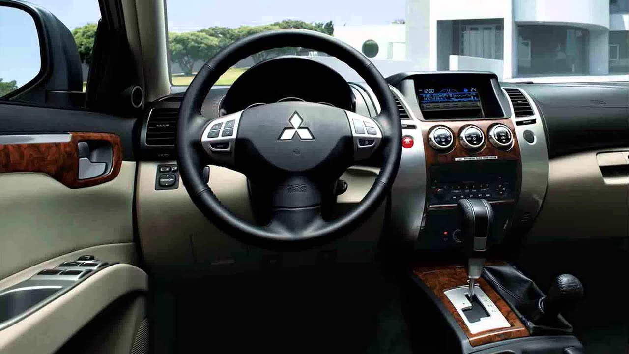 Mitsubishi Pajero Sport 2015 Model Youtube