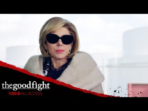 Costume Designer Dan Lawson Uses Fashion To Mirror Character Traits On The Good Fight
