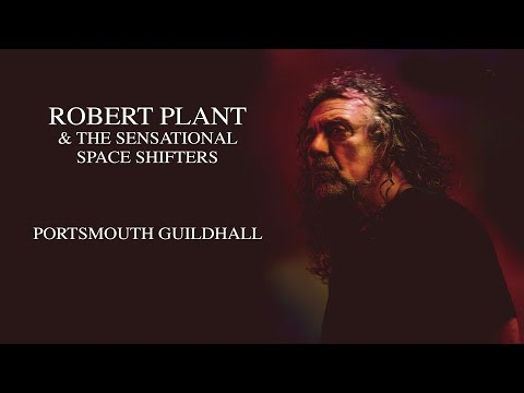 Robert Plant - Portsmouth Guildhall