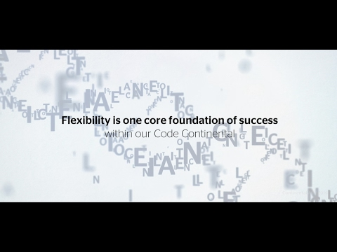 Continental Flexibility Campaign Teaser