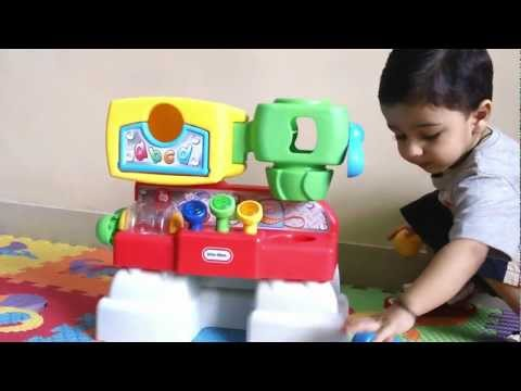 Little Tikes Toys | Discover Sounds Workshop Toy Review