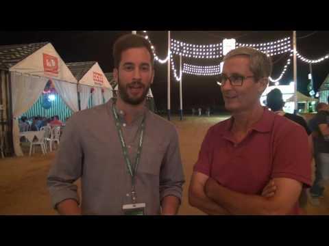 Feria Aznalcóllar 2017 Inauguración Parte 2/2