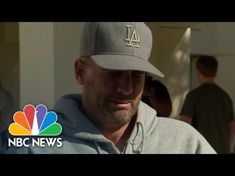 Father Of Slain Son: Last Thing I Said Was, 'Son, I Love You' | NBC News