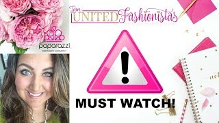 3 Important Things You Should Know Before Joining Paparazzi Accessories!