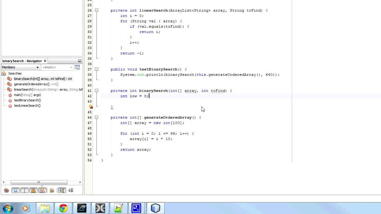 Java tree tutorial images any tutorial examples binary search tree java tutorial image collections any tutorial netbeans java tutorial binary search 4 youtube baditri Image collections