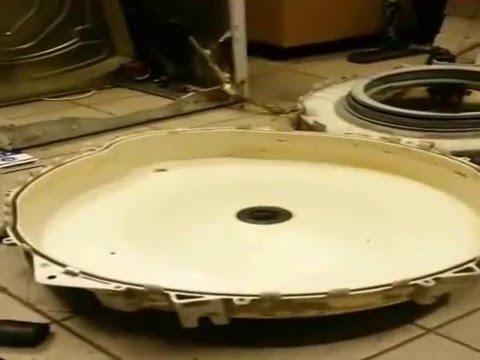 Видео Ремонт подшипника стиральной машины