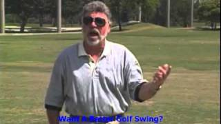 golf tip role of left arm in swing jim ballard