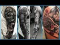 Japanese Samurai Body Tattoo Design for Boys || Samurai Tattoo Design for Men