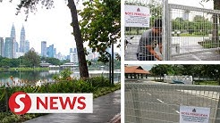 Ismail Sabri: Local authorities have the right to close public parks found in violation of SOP