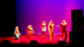 Bison Gidda at Rangli Sham 2013 (Nov23 2013, Winnipeg Pantage Palyhouse Theatre)