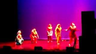 Bison Gidda at Rangli Sham 2013 (Nov23 2013, Winnipeg Pantage Palyhouse Theatre)