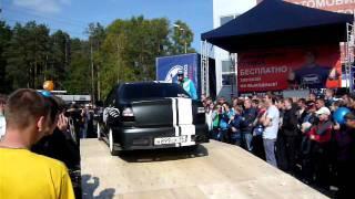 Демонстрация Hyundai Accent by Luc1f3r for II Фестиваль тюнинга 2011