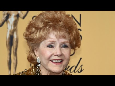 Debbie Reynolds hospitalized one day after Carrie Fisher...