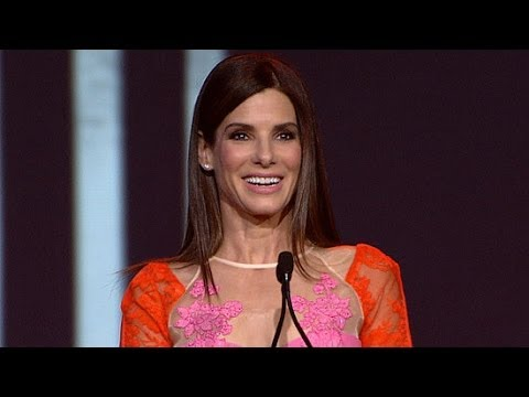 Sandra Bullock Googled Herself - Here