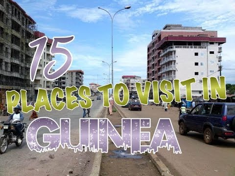 Top 15 Places To Visit In Guinea