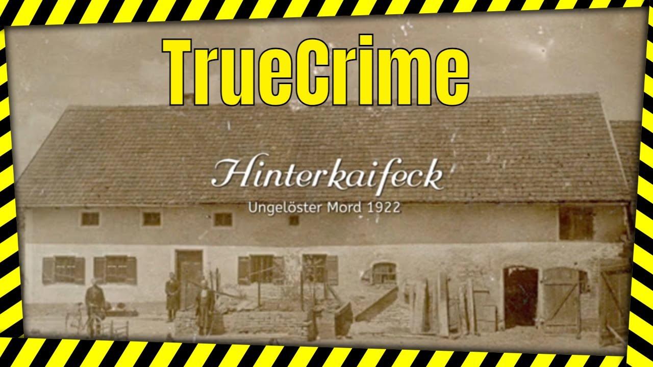 True Crime: HINTERKAIFECK Sechsfach-Mord bis heute ungeklärt
