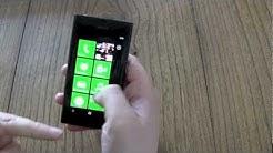 Nokia Lumia 800 Test