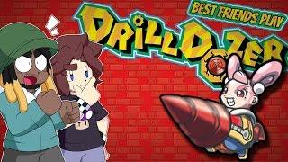 Best Friends Play Drill Dozer