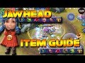 JAWHEAD ITEM GUIDE, TALENT AND HIGHLIGHTS - IS JAWHEAD TOO STRONG FOR YOU?