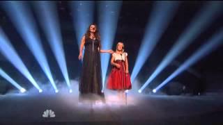 Jackie Evancho & Sarah Brightman Con te Partiro