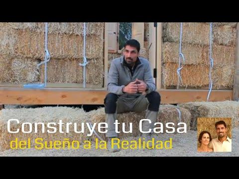 CONSTRUIR CON PAJA, DEL SUEÑO A LA REALIDAD