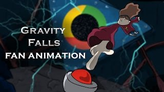 Gravity Falls | ending episode 11 season 2 | fan animation