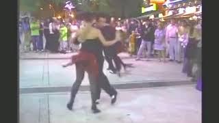 Александр Розенбаум - «На улице Гороховой». (Уличное Аргентинское Танго в Буэнос - Айресе).