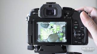 Panasonic G85  Advanced Focus Techniques - McBain Camera