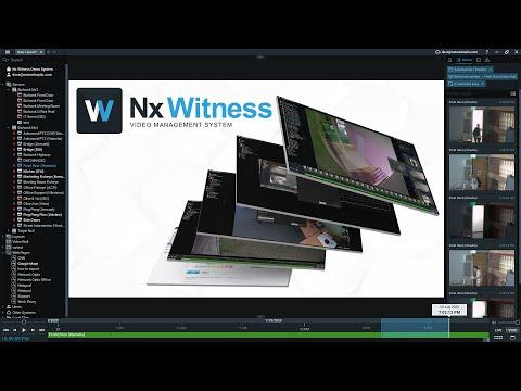Nx Witness Buzz Reel