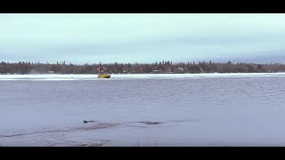 Airboat Ice Fishing - In-Depth Outdoors TV - Season 10, Episode 6