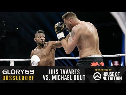 GLORY 69: Luis Tavares Vs. Michael Duut - Full Fight